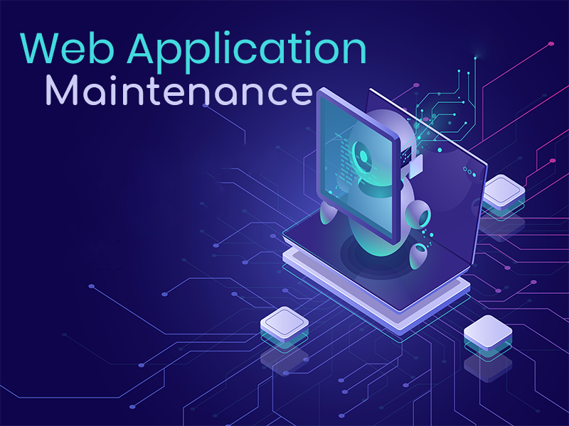 web application maintenance